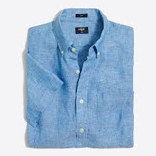 Mens Casual Linen Shirts