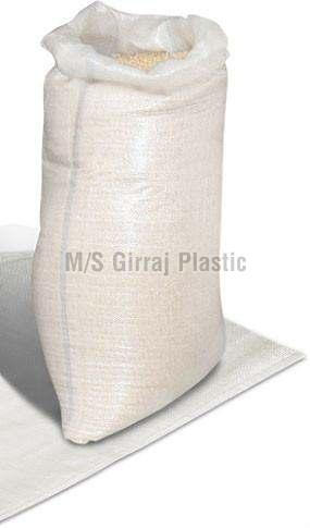Polypropylene Plain Woven Sack 05