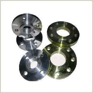 Mild Steel DIN Flanges