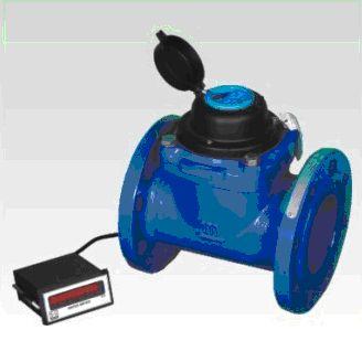 Woltmann Pulse Version Water Meter