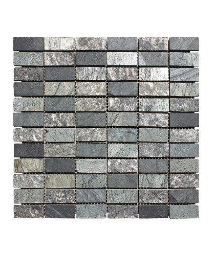 S-M 13 Slim Mosaic Panel Tile
