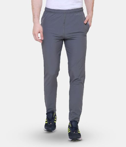 Mens Grey Track Pants