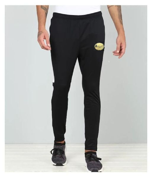 Mens Black Track Pants
