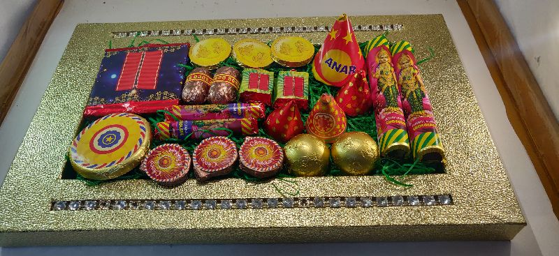 Diwali Special Cracker Chocolate