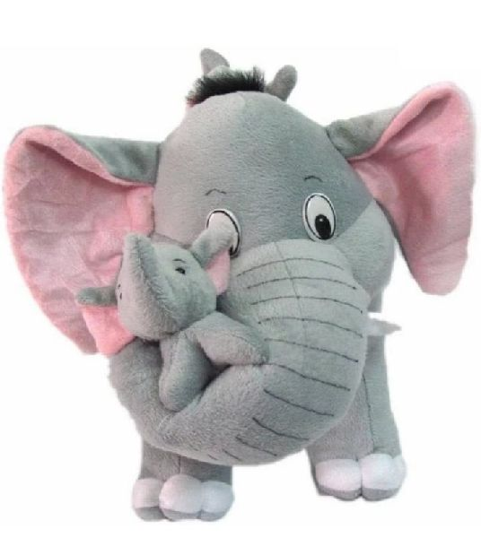 Mother Elephant Soft Toy