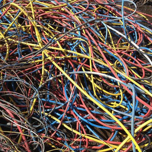 Insulated Copper Wire Scrap