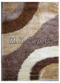 Polyester Shaggy Carpet