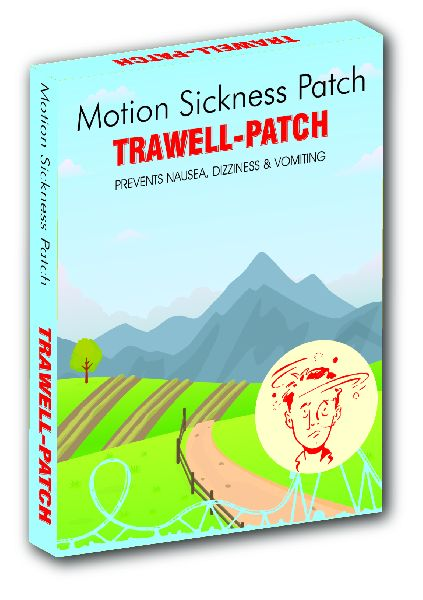 Motion Sickness Patch