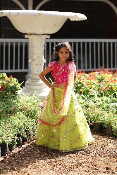 Girls Ethnic Dress
