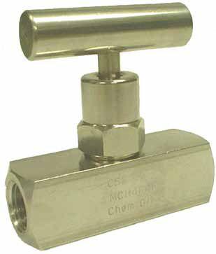 Carbon Steel F X F Mini Needle Valves