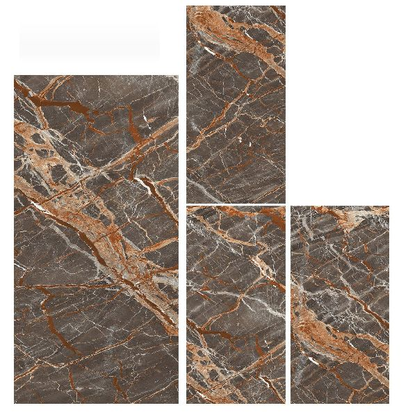 800X1600mm Estrda  Glossy Series Vitrified Slabs