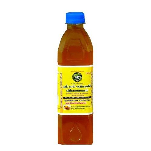 Cold Pressed Organic Sesame Oil