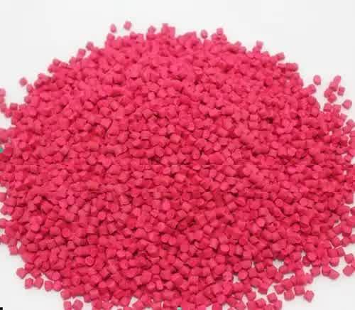 Red PC Granules