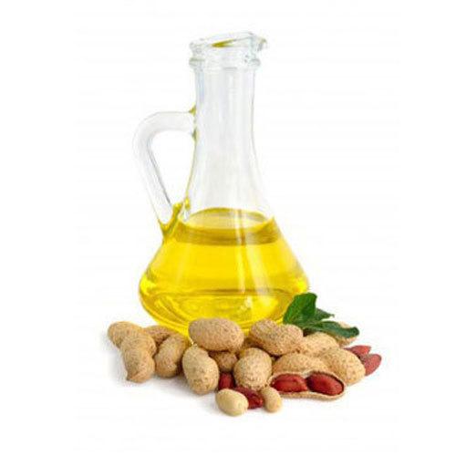 Virgin Groundnut Oil