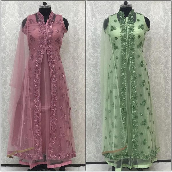 Party Wear Long Kurti