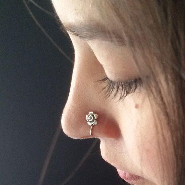 Artificial Nose Pin
