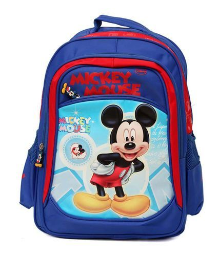Mickey Mouse School Bags