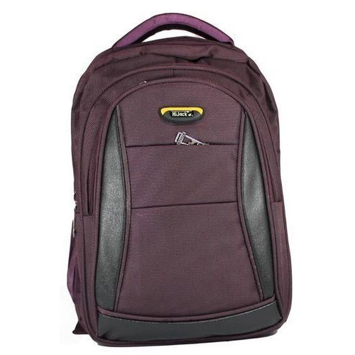 Purple College Bags