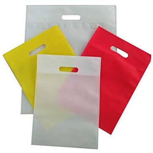 Biodegradable D Cut Non Woven Bag