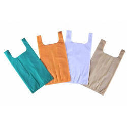Multicolor U Cut Non Woven Bag
