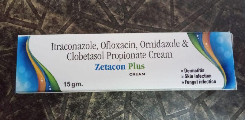 Zetacon Plus Ointment