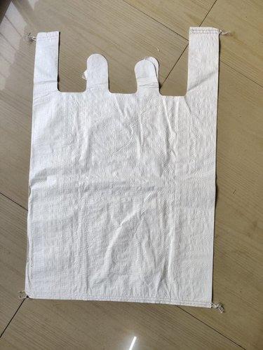 PP Woven W Cut Bags (27x30 Inch)