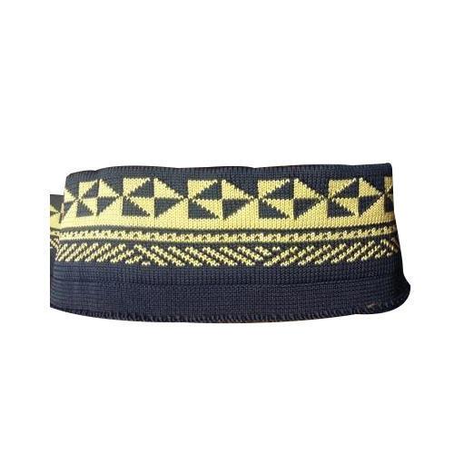 Woven Rib Collar