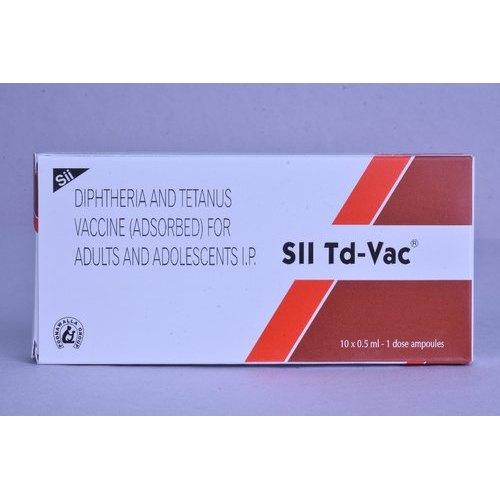 Tetanus Diphtheria Vaccine