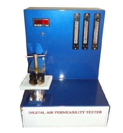 Digital Air Permeability Tester