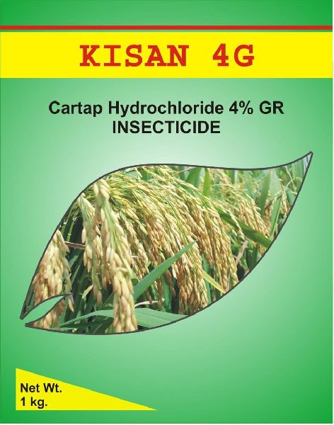 4G Cartap Hydrochloride Insecticides