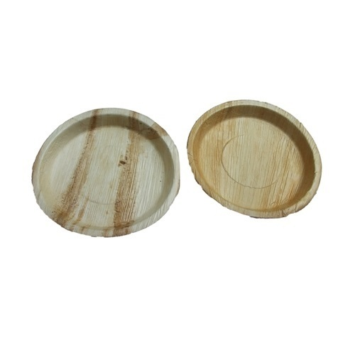Disposable Areca Leaf Plate