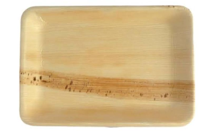 Natural Areca Leaf Plate