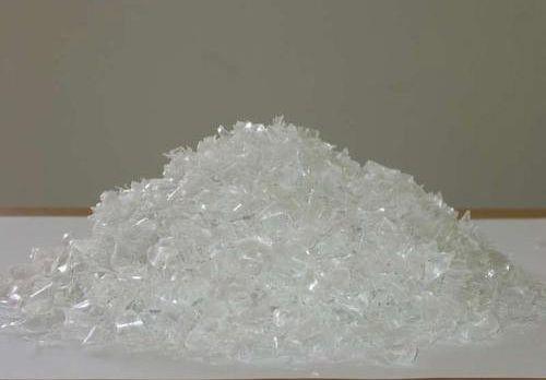 White PET Flakes