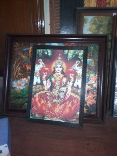 Durga Ji Photo Frame