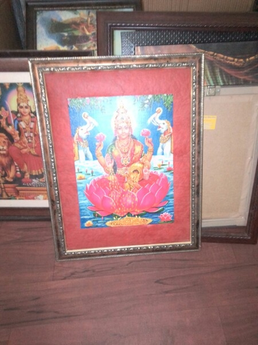 Lakshmi Devi Photo Frame