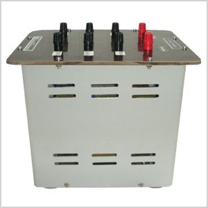 Single Phase Double Wound Transformer