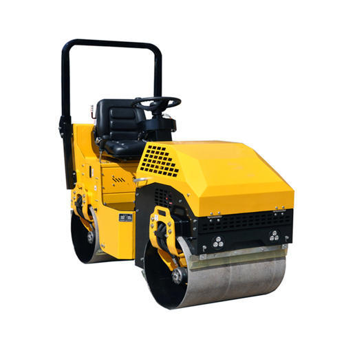 Concrete Road Roller