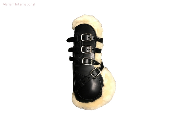 Horse Boots with Fleece