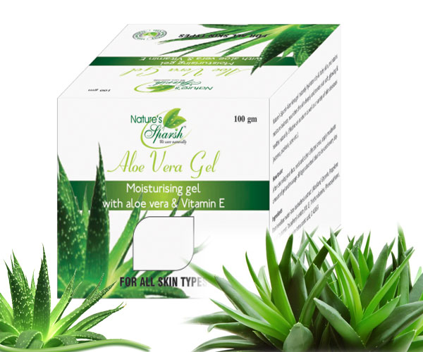 Nature\'s Sparsh Aloe Vera Gel