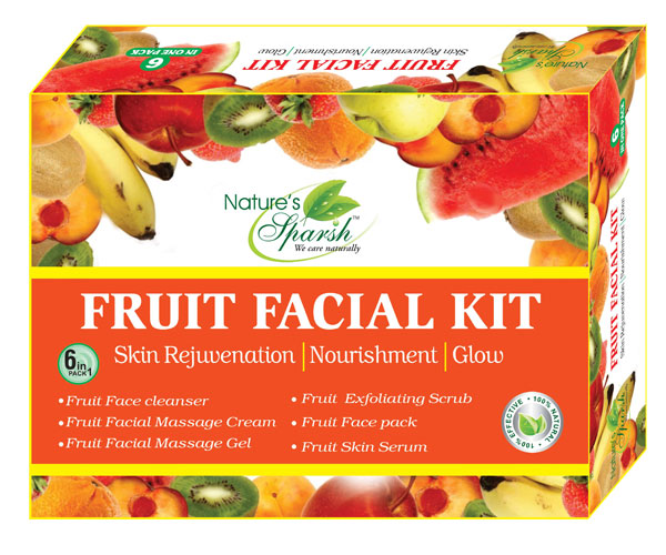 Nature\'s Sparsh Fruit Facial Massage Cream