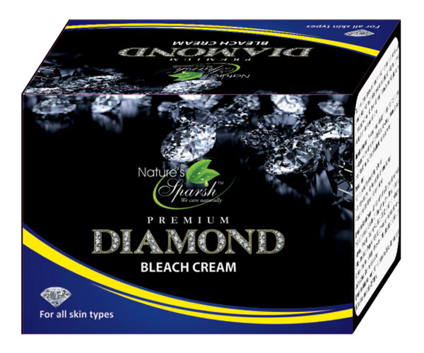Nature\'s Sparsh Premium Diamond Bleach Cream