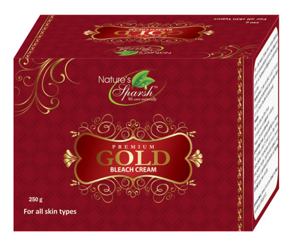 Nature\'s Sparsh Premium Gold Bleach Cream