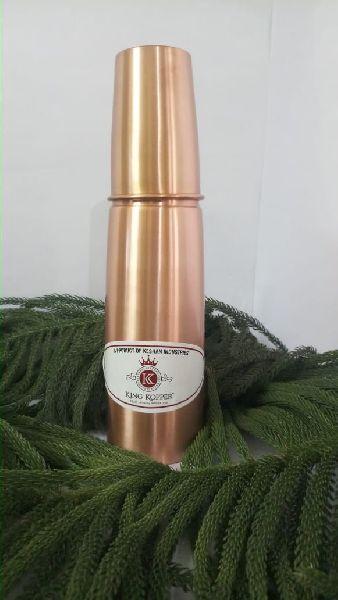 Copper 1 Glass & Bottle Set