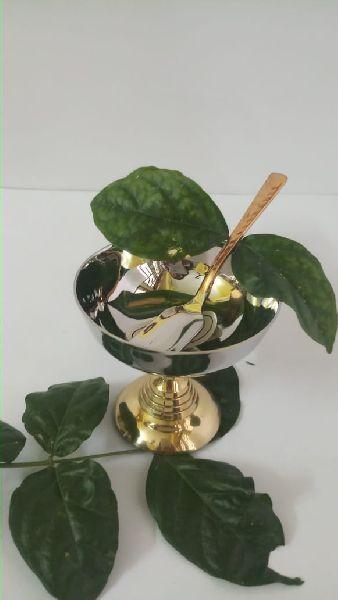 Ice Cream Cup & Spoon