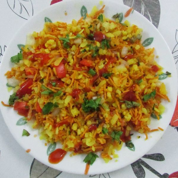 Instant Tangy Poha Mix