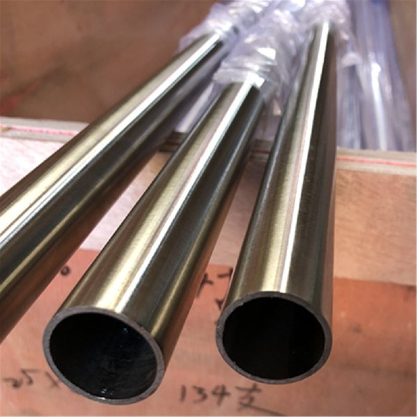 Stainless Steel Polished Pipes