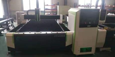 FT-3015D Fiber Laser Machine