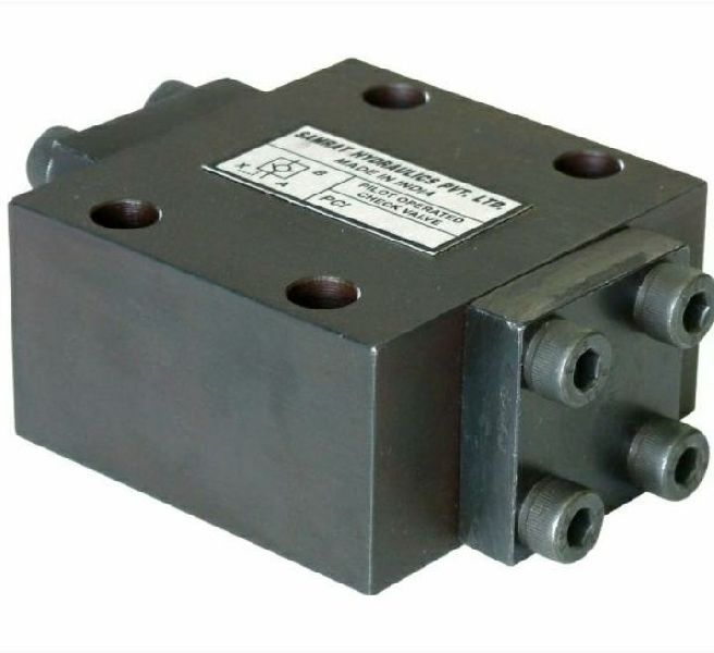 Pilot Operated Check Valve