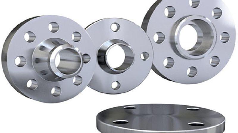 Aluminium Alloy Flanges