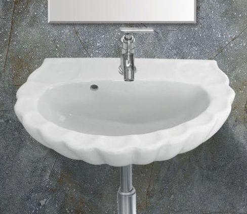 Crowny Wall Mounted Wash Basin